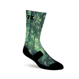 Novelty Custom Socks 360 Degree Digital  Printing Socks