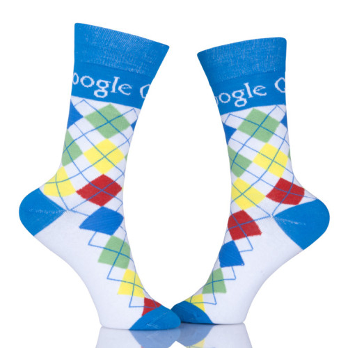 Socks Women Round Wave Point Socks Fashion Cotton Short Socks