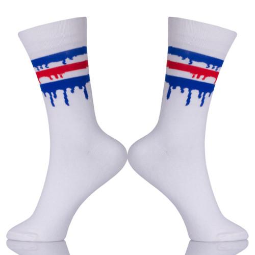Fashion Hip Hop Socks Men women Cartoon Socks Sports Skateboard Couple Socks