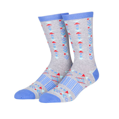 China Wholesale Design Your Own Socks Custom Pattern OEM Socks Manufacturer
