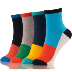 Colorful Socks Unisex,Fashion Color Socks