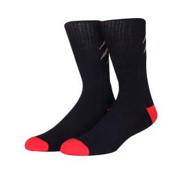 Summer Men's Dress Socks Cotton Black OEM Bamboo Socks Wholesale