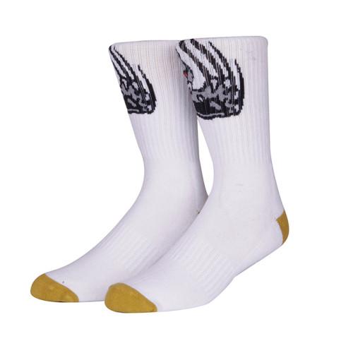 Sock Unisex Premium Bamboo Fiber Socks Super Soft Moisture Wicking And Anti-bacterial Crew