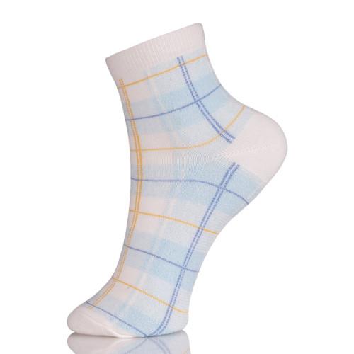 Best Fancy Womens Short Plaid Socks