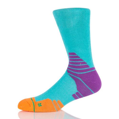 Factory Price Logo Custom Anti Slip Compression Basketball Socks Comfortable Sport Sock