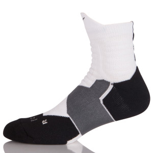 Men Compression Socks Cotton Basketball Professional Training Compression Socks Running