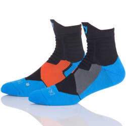 Ankle Sports Elite Logo Basketball Socks Men