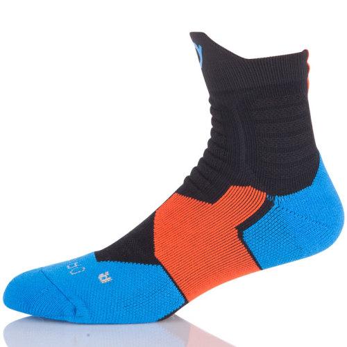 Ankle Sports Elite Logo Basketball Socks Men
