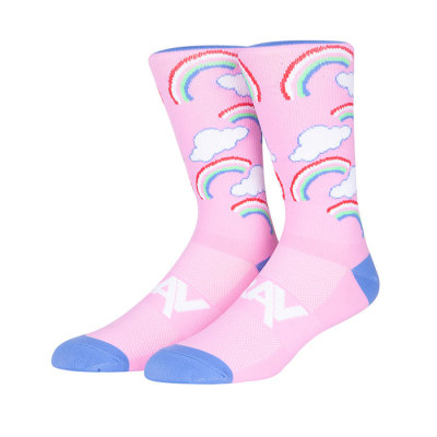 Manufacture New Colorful Make Your Own Ankle Custom Cartoon Tube Socks Men