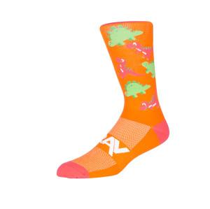 Wholesale Custom Logo Socks Factory  Print Pattern Athletic Cycling Socks