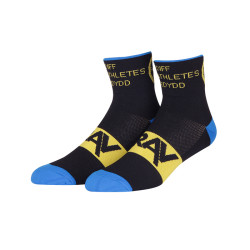Cotton Custom Logo Sport Cycling Socks Men Sports