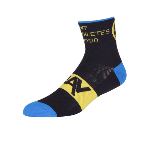 Cotton Custom Logo Sport Cycling Socks Men Sports