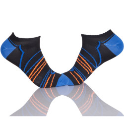 Wholesale Athletic Compression Custom Sublimated Cycling Socks