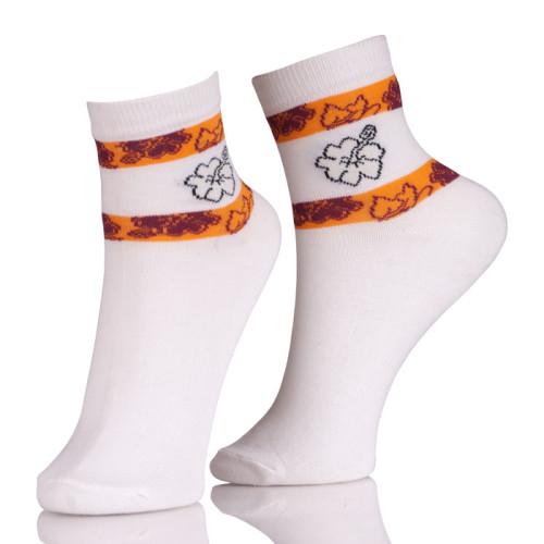 Compression Short Ankle Boat Sock Women