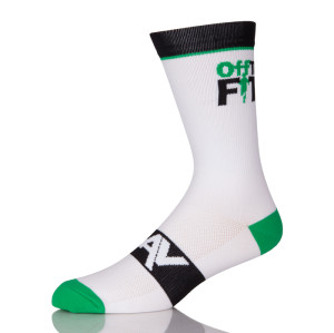 Wholesale Sports Cool White Bike Cycling Socks