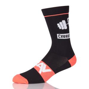 OEM Black Riding Cycling Apparel Socks Sports