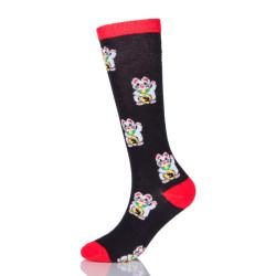 Cartoon Socks Wholesale Japanese Wool Socks Japan Lucky Cat
