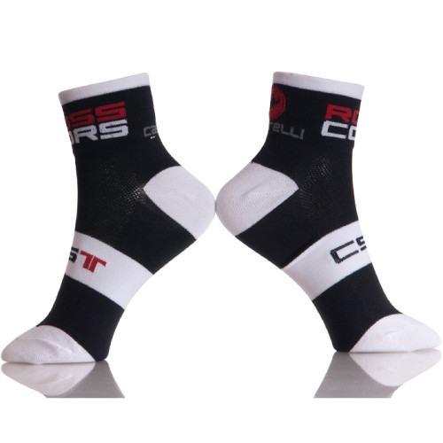 Mens Sports Cycling Ankle Compression Socks OEM