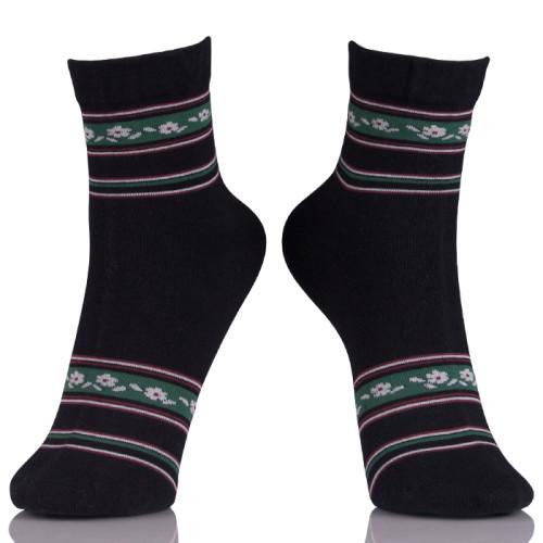 Wholesale Custom Anti-bacterial Cotton Crew Socks