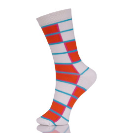 Cheap Colorful Socks Custom Colored Cotton Bulk Socks Multi-Color