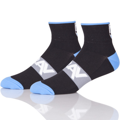 Specialized Mens Cycling Socks With Bicycles On Them