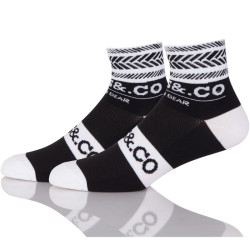 Custom Design Cool Socks For Cycling