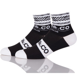 Custom Design Cool Socks For Cycling