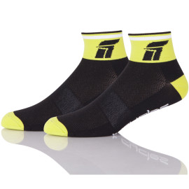 Yellow Thermal Cycling Socks