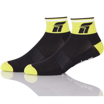 Yellow Thermal Cycling Socks