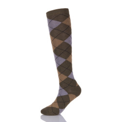 Novelty Wool Knee Thigh Wearing Teen Tube Socks