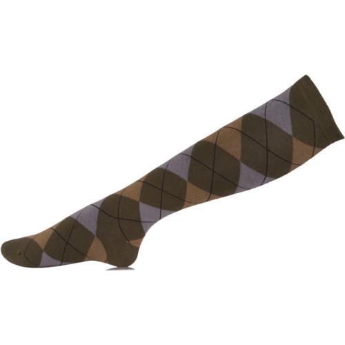 Novelty Wool Knee Thigh Wearing Teen Tube Socks
