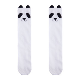 Women's Cute Animal Pattern Novelty Fun Soft Cotton Crew Socks