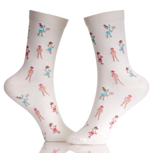 Fashion Quality Secret Teen Girl Tube Socks