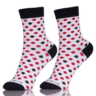 Fashion Quality Cushion Sole Mid Calf Socks