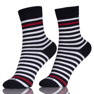 Fashion Quality Cushion Sole Mid Calf Socks