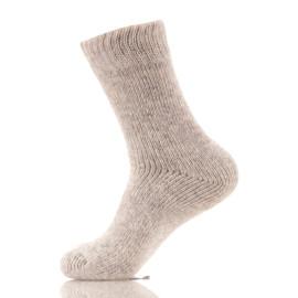 Thigh High Bulk Thick Cotton Socks