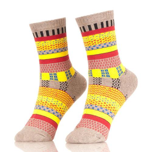 Blank 5%Spandex Cotton Men'S Socks Cute