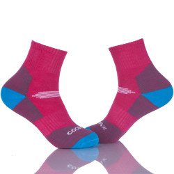 Wholesale Colorful Outdoor Compression Socks Sports Running Socks