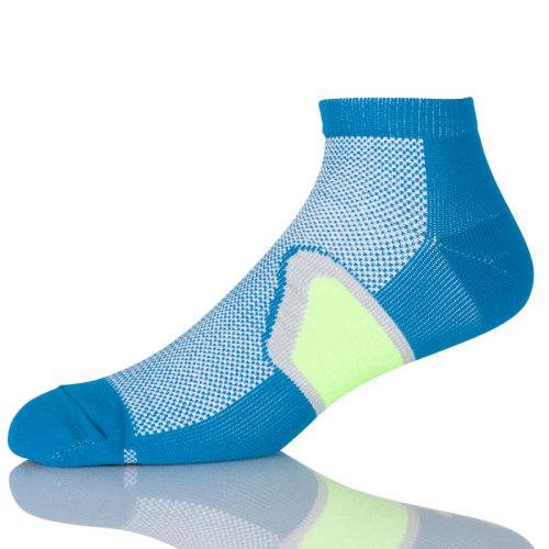 Mens Low Cut Sports Crew Socks Non Slip Performance Comfort
