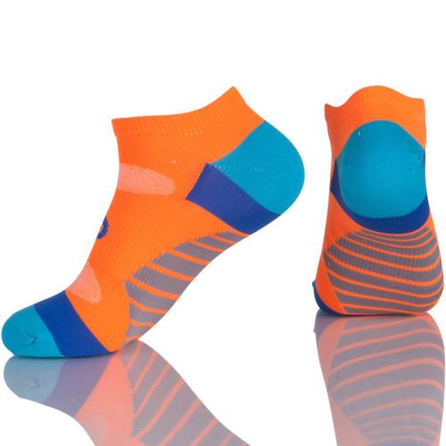 Low Cut Athletic Socks Custom For Men , Ankle Socks For Running
