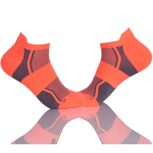 Resistant Cushioned Ankle Sock Running Compression Arch Support Athletic Low Cut Socks