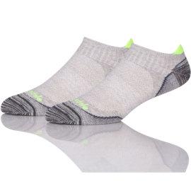 Long Distance White Top Running Socks