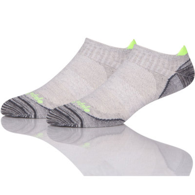 Long Distance White Top Running Socks