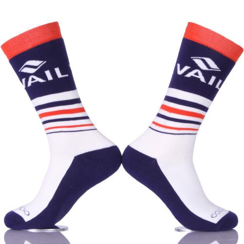 Wholesale Unisex Sox China Custom Warm Winter Wool Skiing Socks