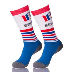 Custom Logo Men Fashion Thick Warm Professional Ski Socks