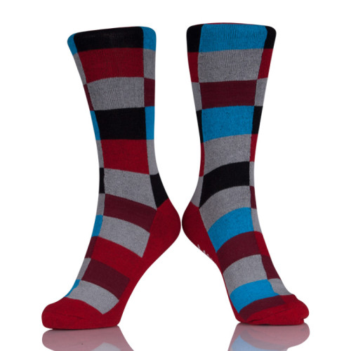 Loafer Patterned Colorful Mens Dress Socks