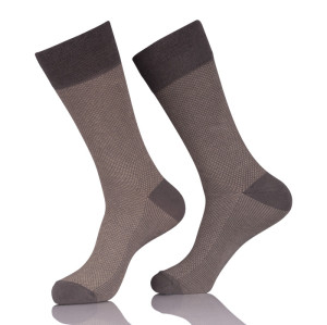 Men Dress Thin Nylon Socks Tube