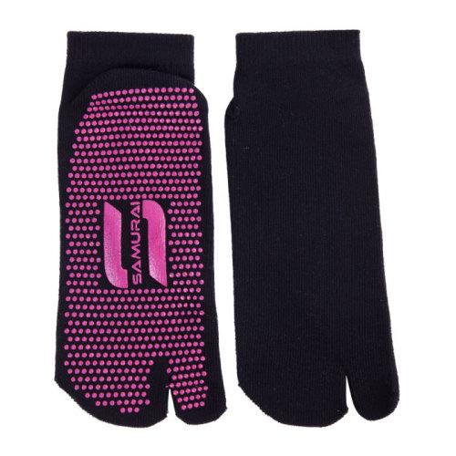 Pilates Ballet Barre Yoga Socks,Non Skid Slip Sticky Grippers Socks for Women
