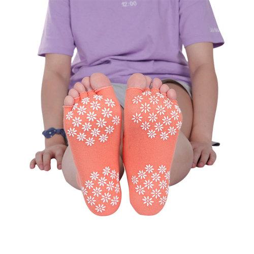 Compression 5 Toe Pilates Socks