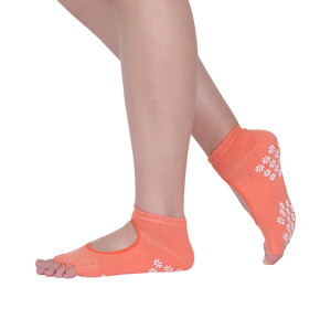 Compression 5 Toe Pilates Socks